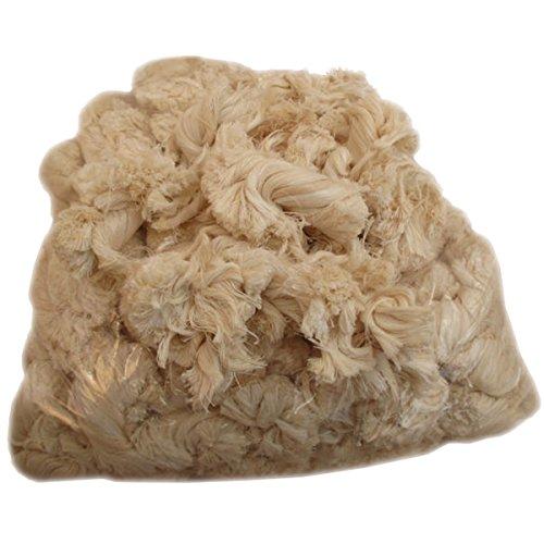 Nobby Sharpie – Materiale di nidificazione in Fibre di Cotone per Uccelli, 1 kg