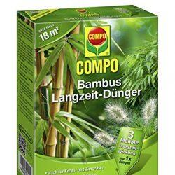 Compo 21586 – Concime a Lunga Durata per bambù, 700 g