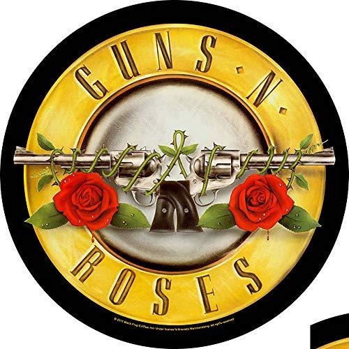 GUNS N' ROSES BULLET LOGO Backpatch 2