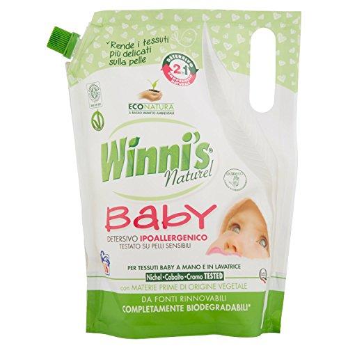 Winni's Naturel Detergente Lavatrice Baby – 800 ml
