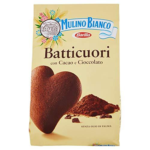 Pavesi Biscotti Ringo Thin Vaniglia, Snack per Merenda o Pausa Studio, Senza Olio di Palma – Confezione da 6 X 39g
