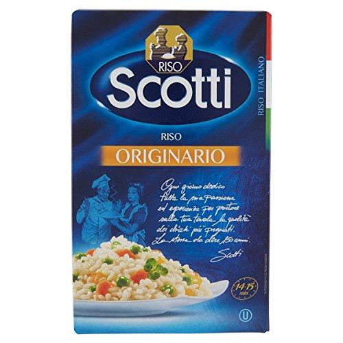 Riso Scotti Originario Riso Classico – 1 Kg