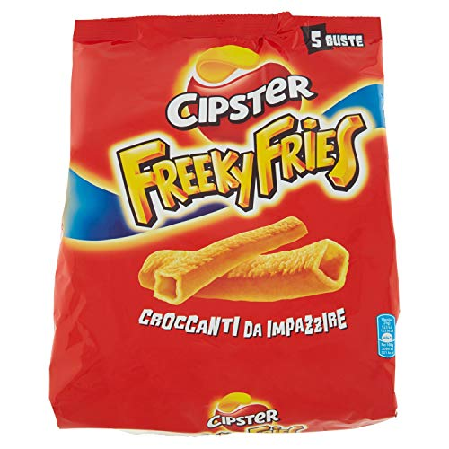 Cipster Freeky Fries – 125 g