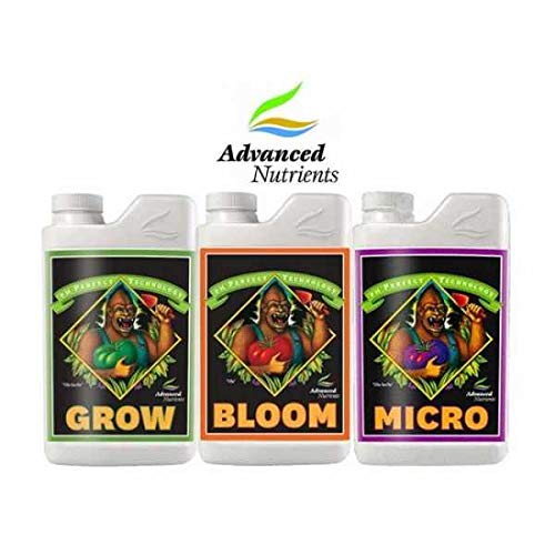 ADV Nutrients – pH Perfect Pack (Grow, Micro, Bloom)