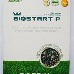 Concime Fertilizzante per Prato Bottos Bio Start 12-20-15- 2 Kg