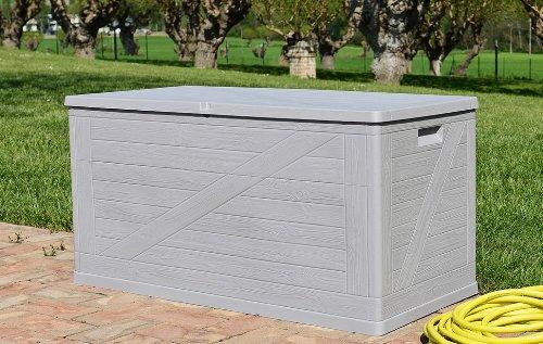 TOOMAX Z163R025 Baule Multibox, Wood Line, 120X57X63, Tortora 5