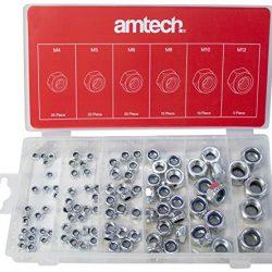 Am-Tech – Dadi di sicurezza, 100 pezzi