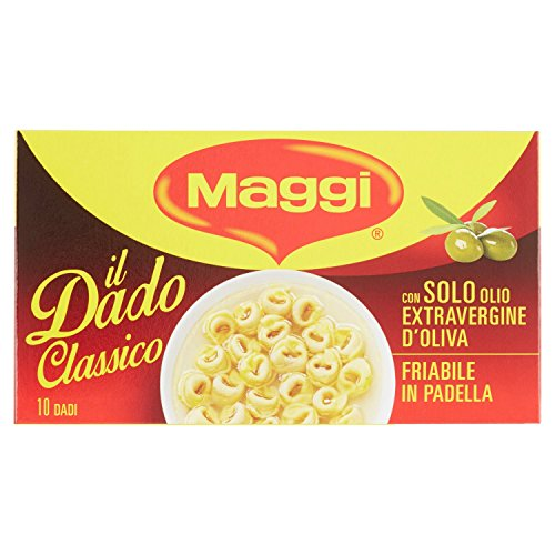 Star – Dadi Brodo, Ricchi di Sapore, Verdure e Olio Extravergine d'Oliva – 200 g 20 dadi
