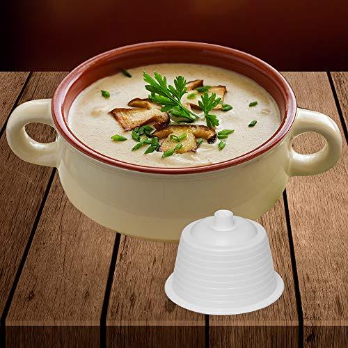Note D'Espresso Preparato per Zuppa ai Funghi in Capsule – 420 g (30 x 14 g) Esclusivamente Compatibili con le macchine a capsule Nescafé* e Dolce Gusto* 8