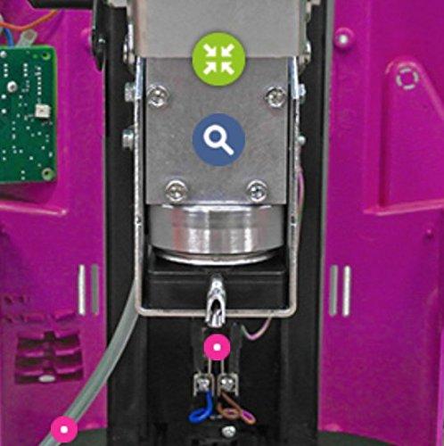 Ricambio Frog didiesse macchina da caffe a cialde Vano portacialda 3