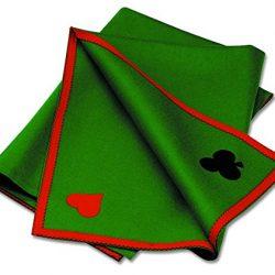 Fournier Tavolo da Poker Tappetino in Cotone 90x 90cm 2