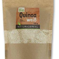NATURACEREAL Quinoa Bianca BIO 1 kg – perché ti piace mangiare in modo sano