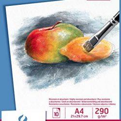 Canson 200005785 carta da disegno, 10 Pezzi