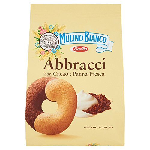 Mulino Bianco Biscotti Frollini Integrali Cioccograno con Farina Integrale e Cioccolato Fondente – 330 gr
