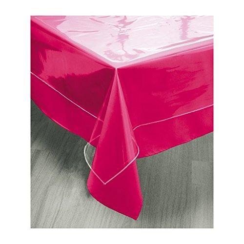 Tovaglia Rettangolare Trasparente 140 x 240 cm Cristal 3