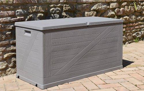 TOOMAX Z163R025 Baule Multibox, Wood Line, 120X57X63, Tortora 4
