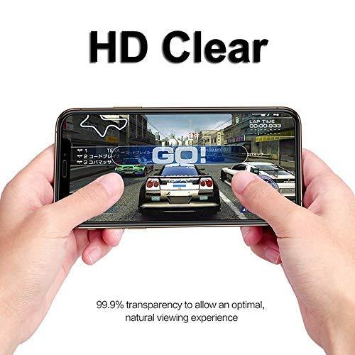 Bear Village® Huawei P20 Pro Vetro Temperato, Nessuna Bolla, 9H Durezza, 3D Touch Compatible Pellicola Protettiva in Vetro Temperato per Huawei P20 Pro, 2 Pezzi 5