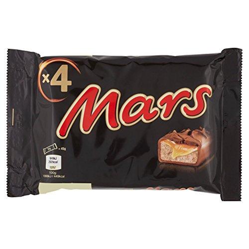 Cadbury Crunchie Chocolate Bar, 4×26.1g
