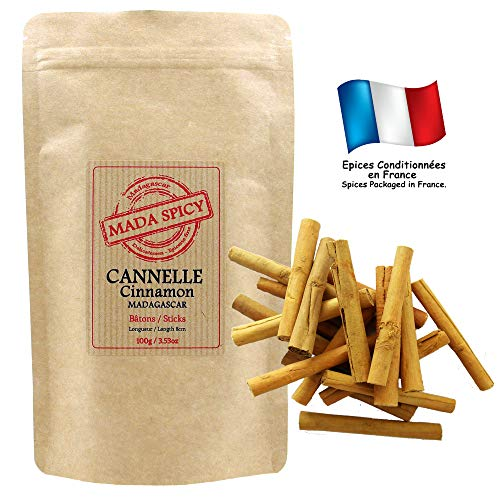 Cannella 2000 mg – Con cromo – 120 Compresse – Adatto ai vegani – 2 mesi di trattamento – SimplySupplements