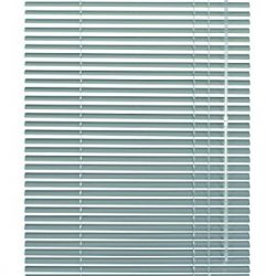 Gardinia 33839 Veneziana, Metallo, Argento, 140 x 150 cm