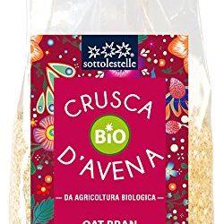 Sottolestelle Crusca di Avena – 8 confezioni da 250gr – Totale  2 kg