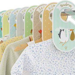 Baby grucce divisori–18Closet organizzatori–organizzare abbigliamento da abito tipo o Age Baby Shower Gift set–unisex Woodland/Safari/Farm Animal Theme by Cozy riccio