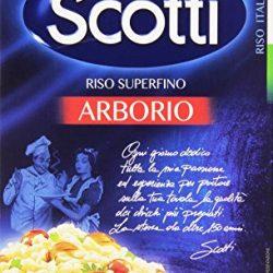 Riso Scotti Riso Superfino Arborio – 1 kg