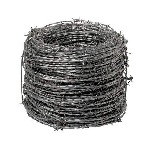 WOLFPACK, 1130005, 1130005 filo spinato 4/15, zincato, rullo con 250 m