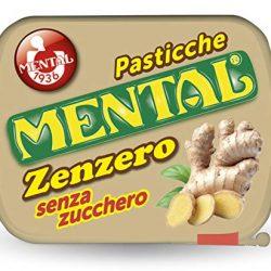 Mental Fassi Caramelle Gommose Zenzero Limone – Pacco da 16 x 1040 g