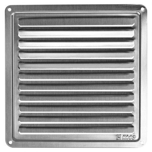acciaio inossidabile griglia ventilazione griglia di aerazione cover coperchio 150×150 della griglia di aerazione 2