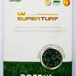 Concime Fertilizzante per Prato Bottos Super Turf 24-6-9 – kg 2