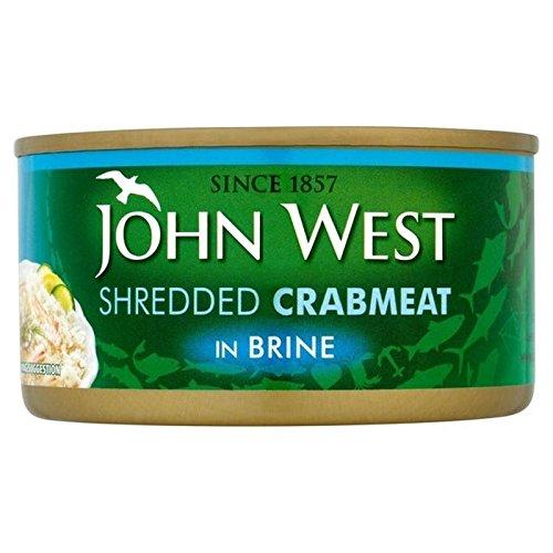 John West 43g Granchio Vestito (Confezione da 2)
