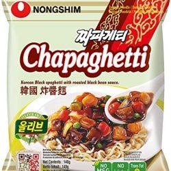 Nong Shim Noodles Chajang Myun – Pacco da 20 x 150 g