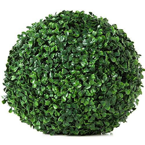 Catral 72050023 – Sfera decorativa tipo bosso comune, Verde, 28 cm