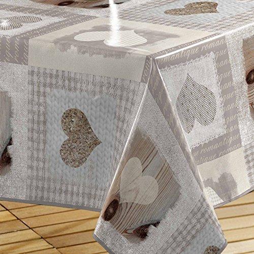 Tovaglia in tela cerata, lavabile, Industry Style 2
