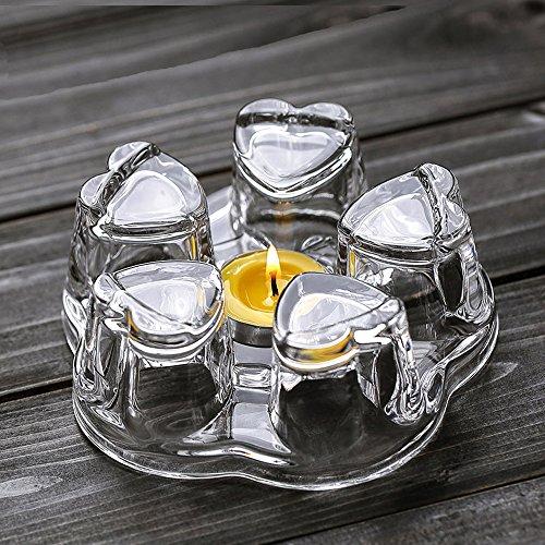 TAMUME Cristallino Scalda Teiera (Crystal Clear) 2