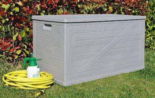 TOOMAX Z163R025 Baule Multibox, Wood Line, 120X57X63, Tortora 8