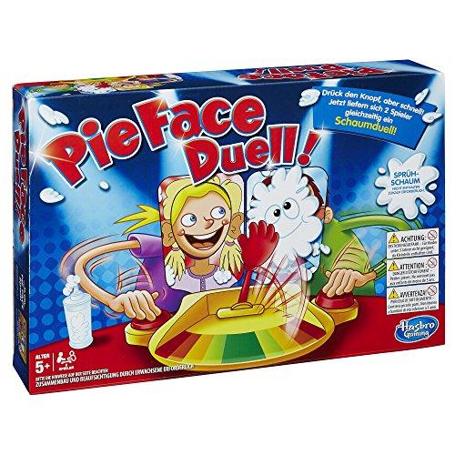 Hasbro Giochi C0193100–Pie Face duello Gioco, Party 4