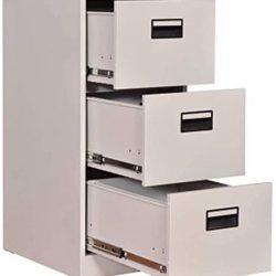 File Ufficio Governo di Immagazzinaggio Mobileiron Gabinetto con Antifurto Blocco Push-Pull Cassetto Completamente Montato