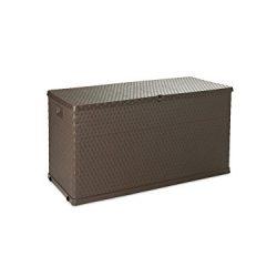 Toomax ART162COL Baule Multibox, Rattan Line, 120X57X63, Marrone