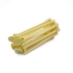 Stendino pieghevole per pasta – Stendino per pasta con essiccatore per noodle domestico da 10 bar – Compatto Facile da riporre Installazione rapida (giallo) 6