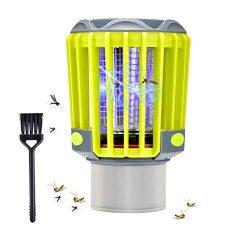 JANEFLY Multifunzionale Impermeabile zanzara USB zanzara Domestica aspirazione zanzara Muto Nessuna radiazione