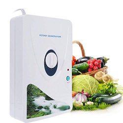 Purificatore d'aria, macchina per l'ossigeno per piccoli elettrodomestici, generatore di ozono disintossicante per la pulizia di frutta e verdura 220V