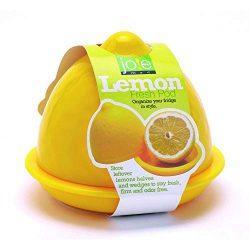 Joie – Contenitore salvafreschezza per Limoni, Colore: Giallo