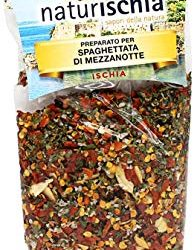 Naturischia – 3 confezioni di preparato per Spaghettata di mezzanotte 100 gr. ciascuna – Prodotto tipico Ischia