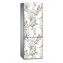 Oedim – Adesivo Decorativo per Frigorifero con Rami asciutti, 185 x 60 cm, Adesivo Resistente ed Economico 2