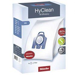 Miele GN HyClean 3D Efficiency Sacchetti per Aspirapolvere per Le Serie Classic, Complete, S2000, S5000 e S8000