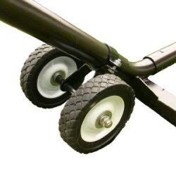 Vivere Wheel Set Ruote per I Supporti per Amache