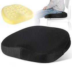 Cuscini per sedie Cuscini di seduta per sedie da pranzo Spessi e confortevoli interni esterni Cuscino di seduta Cuscino Soggiorno Patio Giardino Ufficio Negozio per anziani, Post-Operatorio
