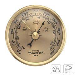 Falliback Termometro Igrometro Barometro Stazione Manometro Aria Decorazioni da Parete Stazione Meteorologica Tradizionale per Interni Ed Esterni per Navi Fabbriche Laboratori Famiglie Successful